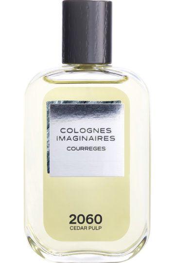 Eau de Cologne 2060 Cedar pulp