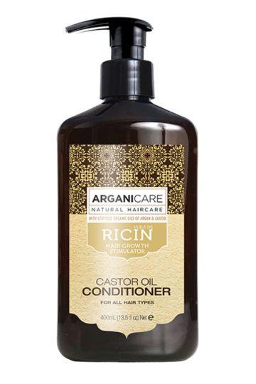 Après-shampooing reconstructeur à l'huile de Ricin Bio