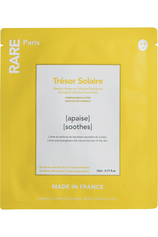 Blissim : RARE - Masque visage apaisant trésor solaire - Masque visage apaisant trésor solaire