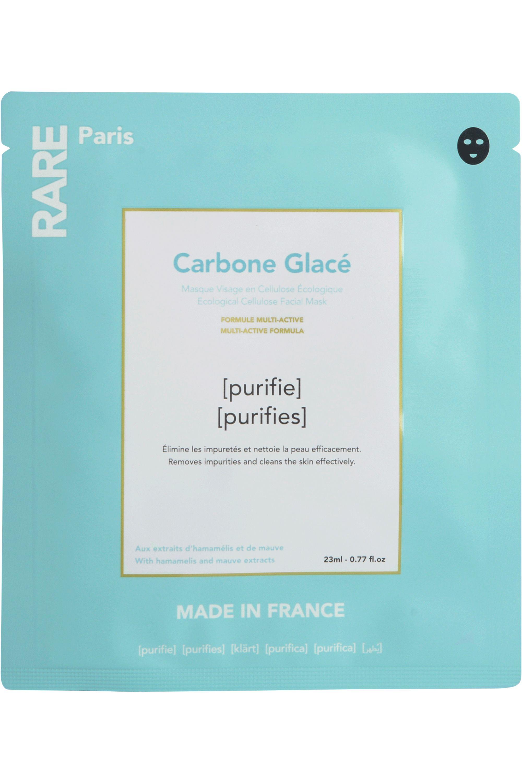Blissim : RARE - Masque visage purifiant carbone glacé - Masque visage purifiant carbone glacé