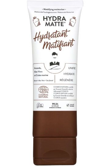 Crème hydratante et matifiante visage homme Hydra Matte
