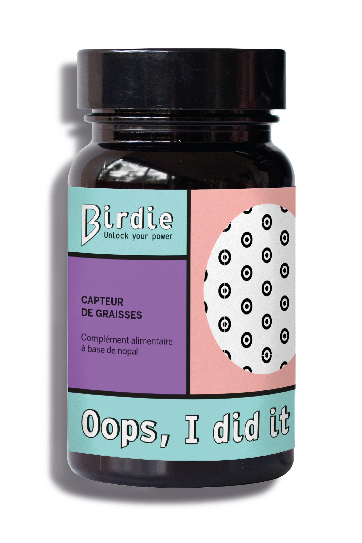 Blissim : Birdie - Compléments alimentaires minceur capteur de graisses Oops I did it again - Compléments alimentaires minceur capteur de graisses Oops I did it again