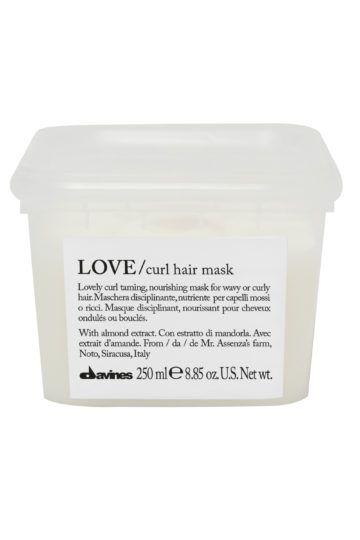 Masque pour cheveux bouclés disciplinant & nourrissant Love Curl