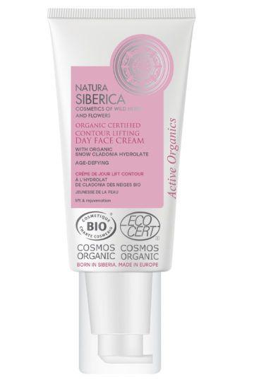 Crème de jour Bio lift contour jeunesse de la peau à la Cladonia des Neiges