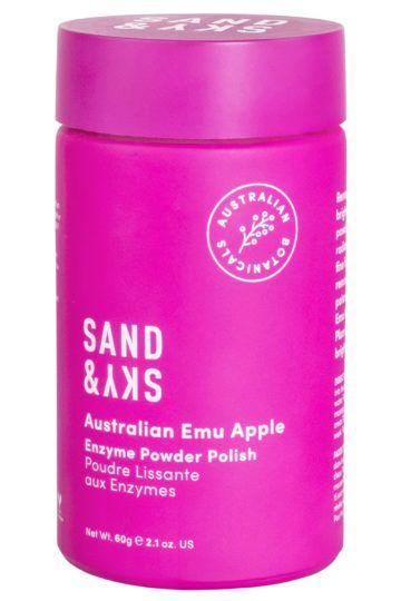 Poudre lissante aux enzymes Australian Emu Apple