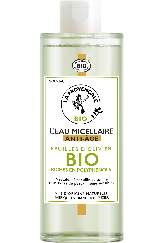 Blissim : La Provençale - Eau micellaire anti-âge visage et yeux - Eau micellaire anti-âge visage et yeux