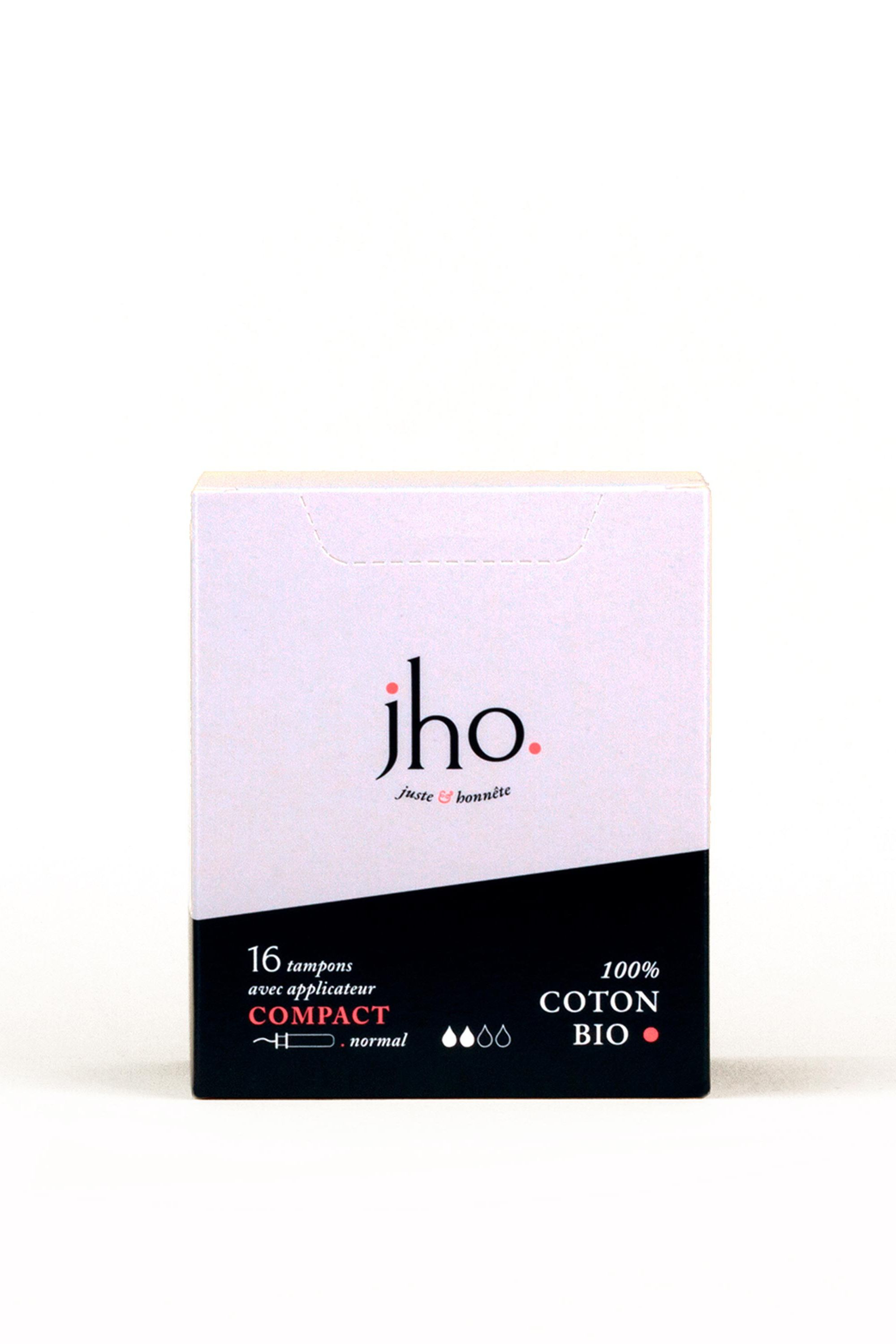 Blissim : Jho - Tampons avec applicateur compact - Tampons avec applicateur compact