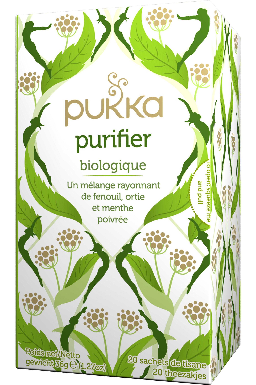 Blissim : Pukka - Infusion Purifiante - Infusion Purifiante