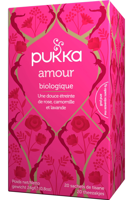 Blissim : Pukka - Infusion Camomille lavande - Infusion Camomille lavande