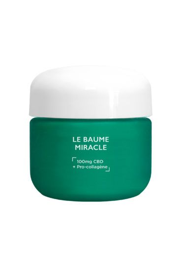 Le Baume Miracle - Baume multi-usages CBD