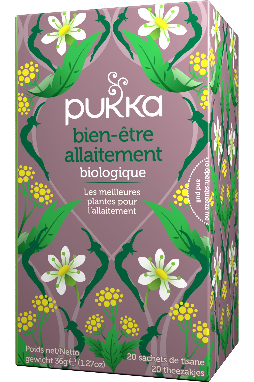 Blissim : Pukka - Infusion Bien-être allaitement - Infusion Bien-être allaitement