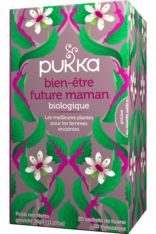 Blissim : Pukka - Infusion Bien-être future maman - Infusion Bien-être future maman