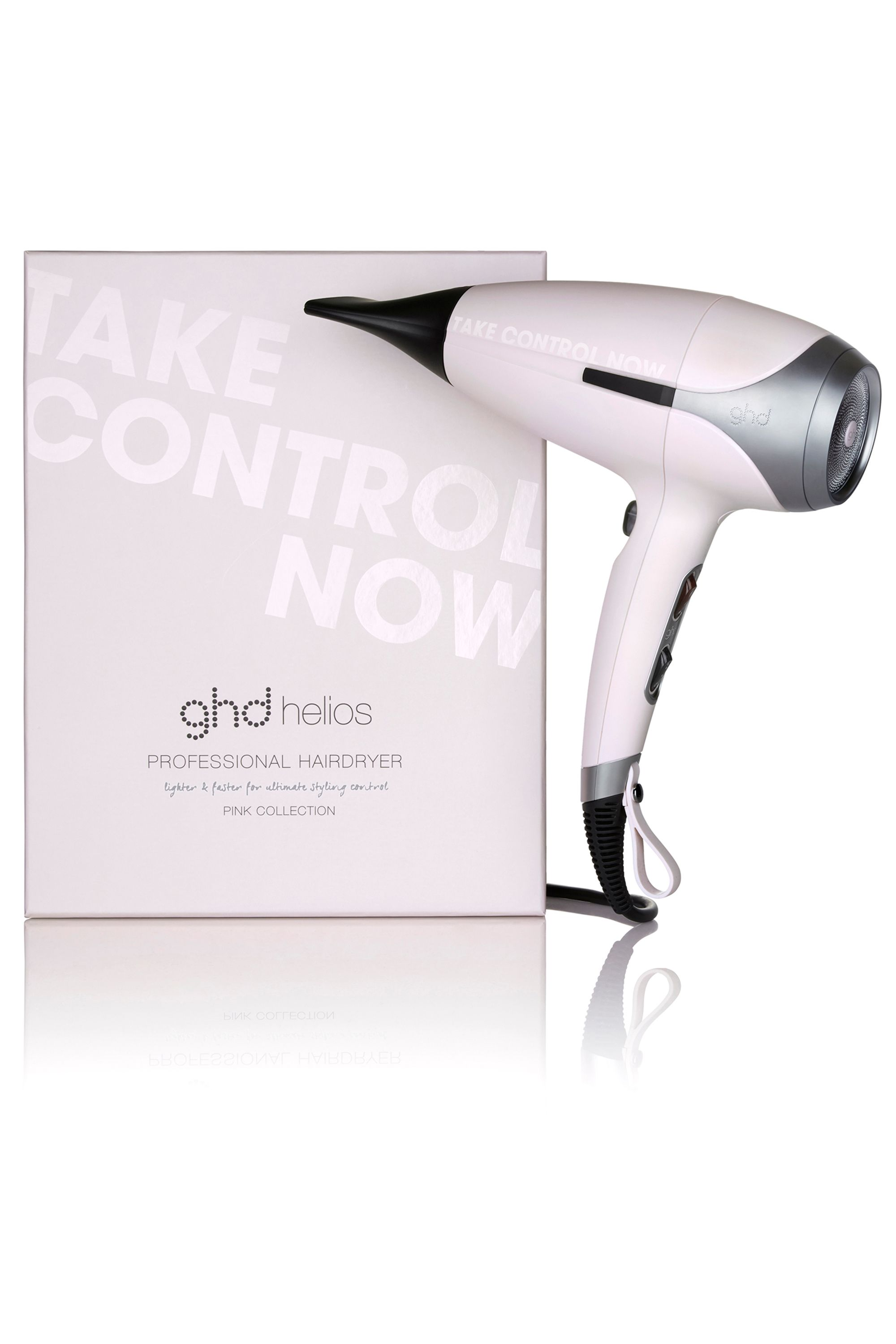 Blissim : ghd - Sèche-cheveux ghd helios Pink collection - Sèche-cheveux ghd helios Pink collection