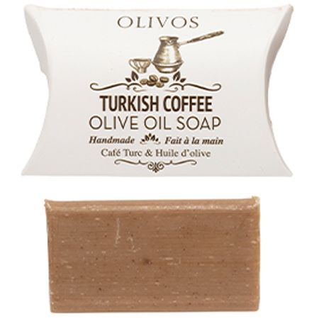 Savon solide turkish coffee - Olivos