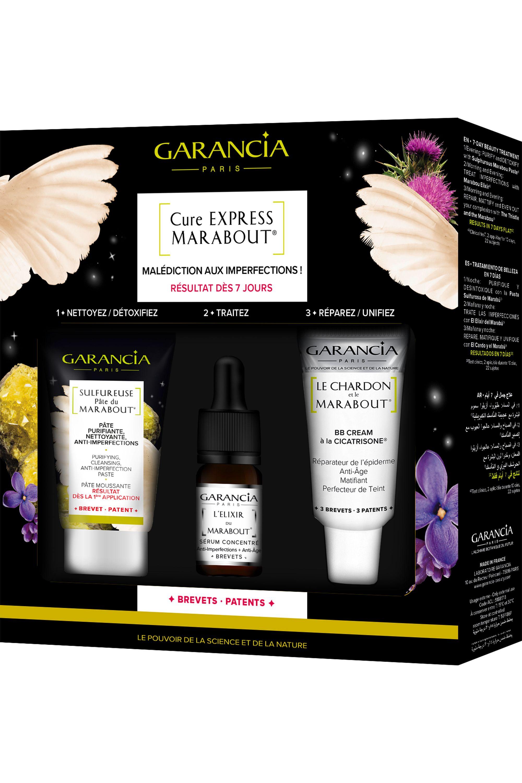 Blissim : Garancia - Cure express anti-imperfection du marabout Doré - Cure express anti-imperfection du marabout Doré