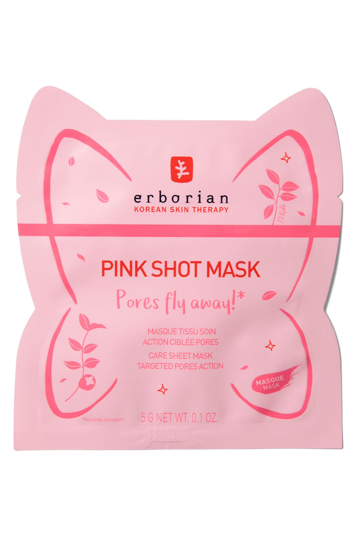 Blissim : Erborian - Masque tissu soin et action ciblée pores - Masque tissu soin et action ciblée pores
