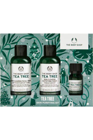 Trio arbre à thé