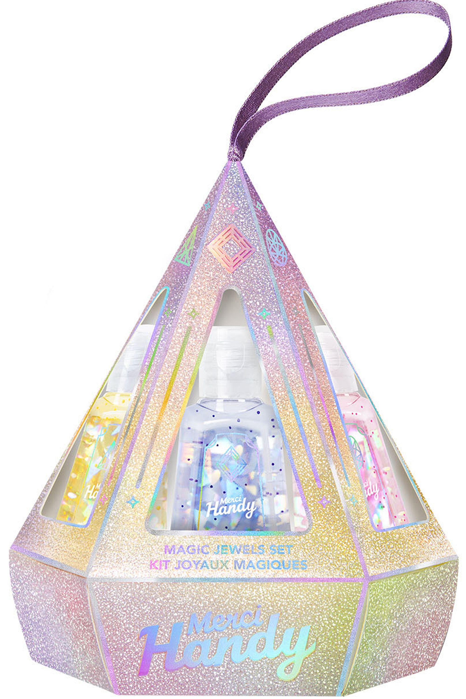 Blissim : Merci Handy - Kit de 3 gels mains Joyaux magiques - Kit de 3 gels mains Joyaux magiques