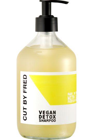 Shampoing détox vegan