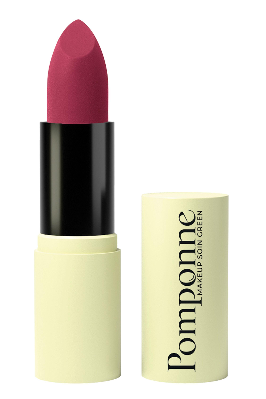 Blissim : Pomponne - Rouge à lèvres hydratant, naturel et vegan - 02 – Grenat