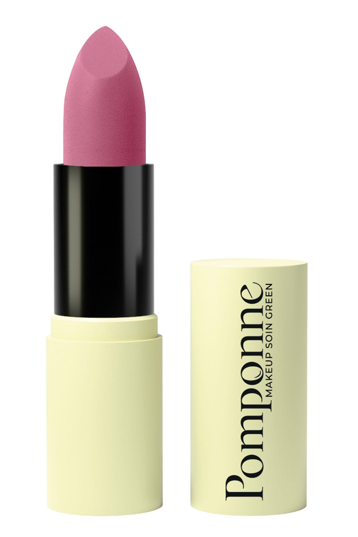 Blissim : Pomponne - Rouge à lèvres hydratant, naturel et vegan - 08 – Rose pâle