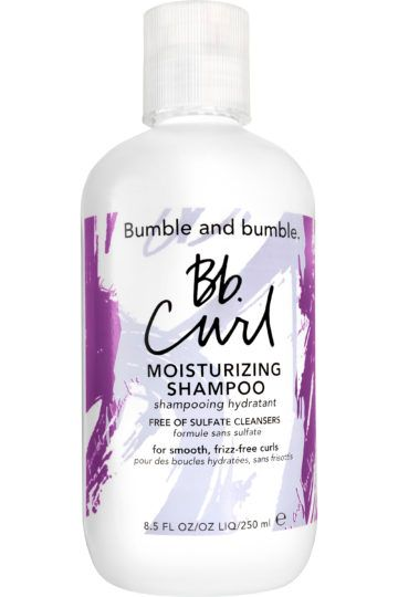 Shampoing hydratant Boucles