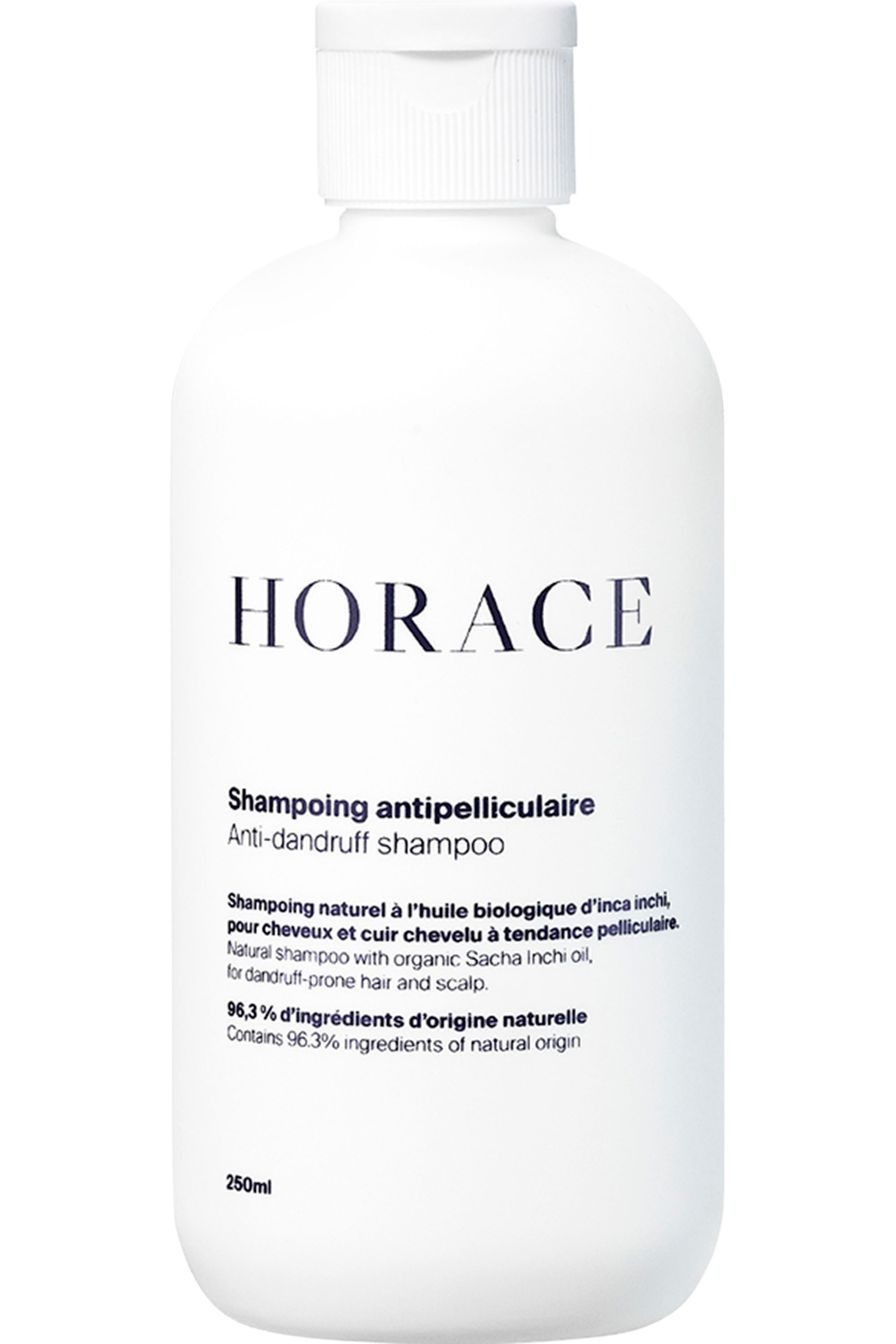 Blissim : Horace - Shampoing anti-pelicullaire doux - Shampoing anti-pelicullaire doux