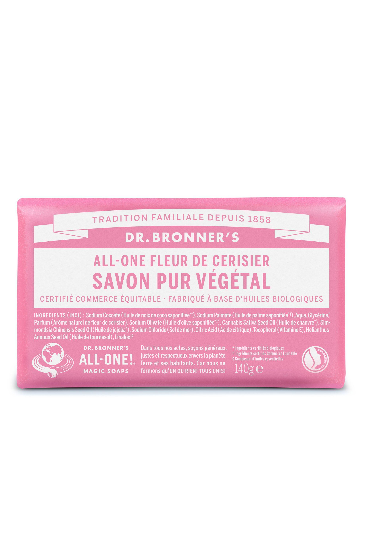 Blissim : Dr Bronner's - Pain de Savon - Fleur de cerisier