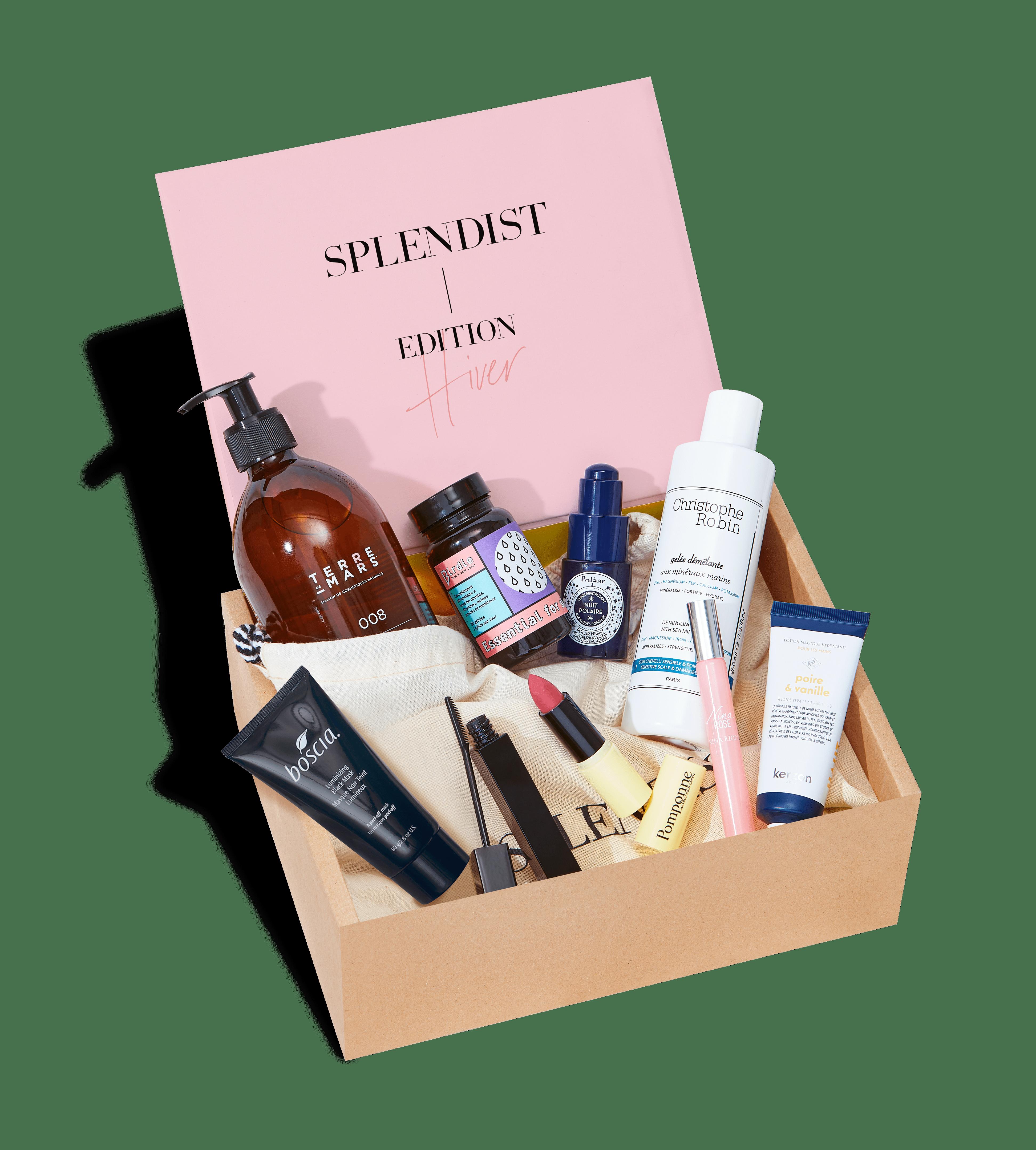 packshot de la box Splendist
