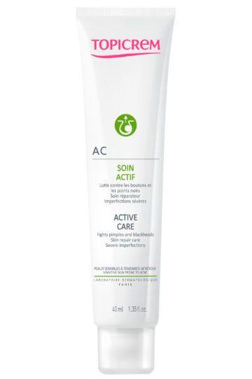 Soin visage actif AC peaux sensibles à imperfections