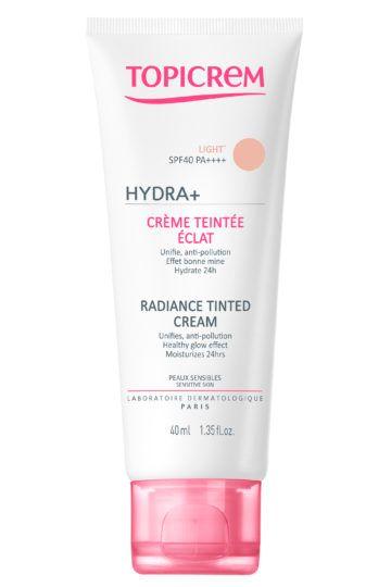 Crème teintée éclat light HYDRA+