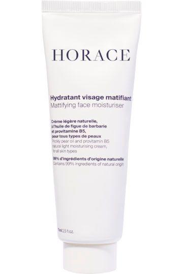 Crème visage hydratante & matifiante