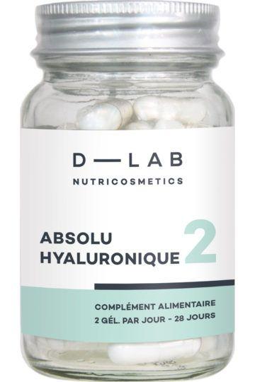 Complément alimentaire peau Absolu Hyaluronique