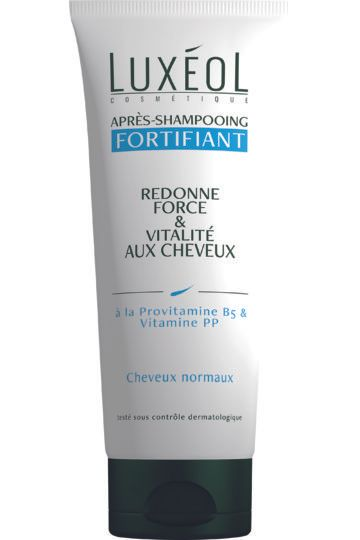 Après-shampooing fortifiant