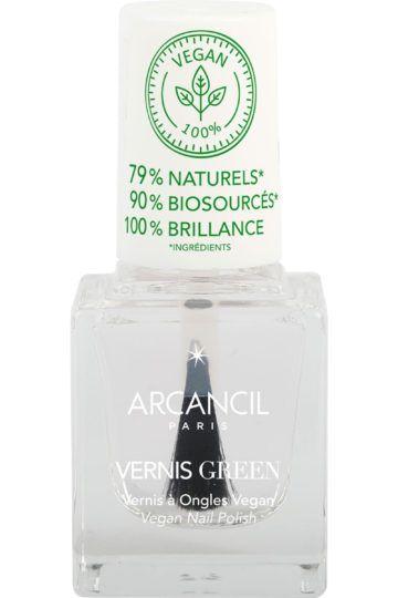 Vernis green base & top coat