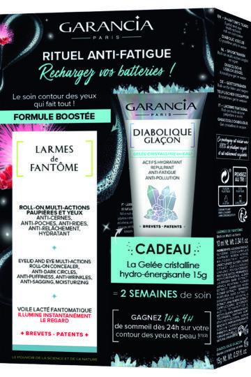 Coffret Larmes de Fantôme + Diabolique Glaçon 15g offert