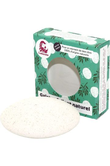 Galet exfoliant naturel