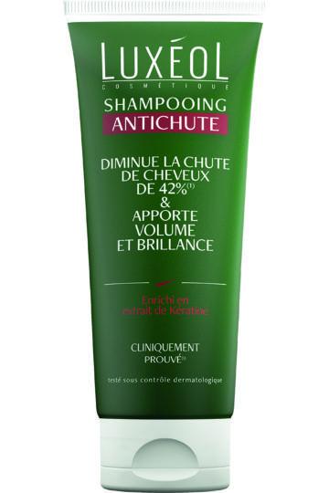 Shampooing anti-chute