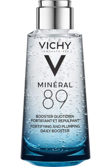 Sérum hydratant fortifiant et repulpant à l'acide hyaluronique Mineral 89