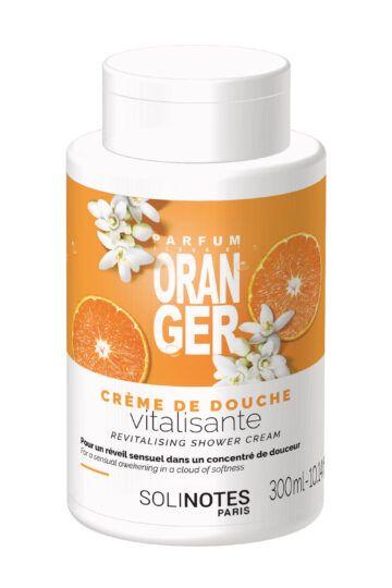 Crème de douche Fleur d'oranger
