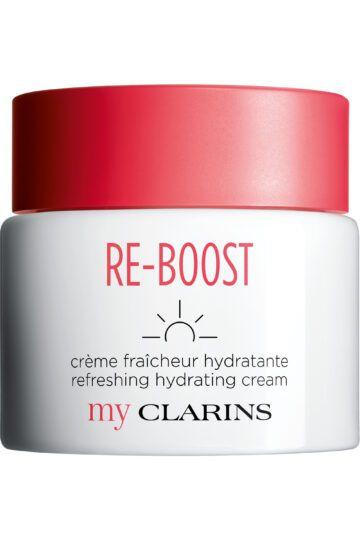Crème fraîcheur hydratante RE-BOOST