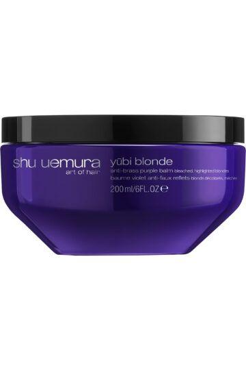 Masque baume violet anti-faux reflets Yūbi Blonde