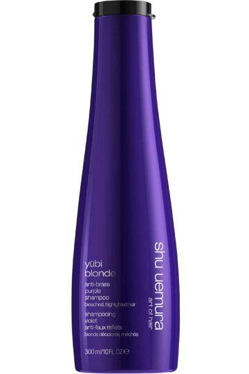 Shampoing violet anti-faux reflet Yūbi Blonde