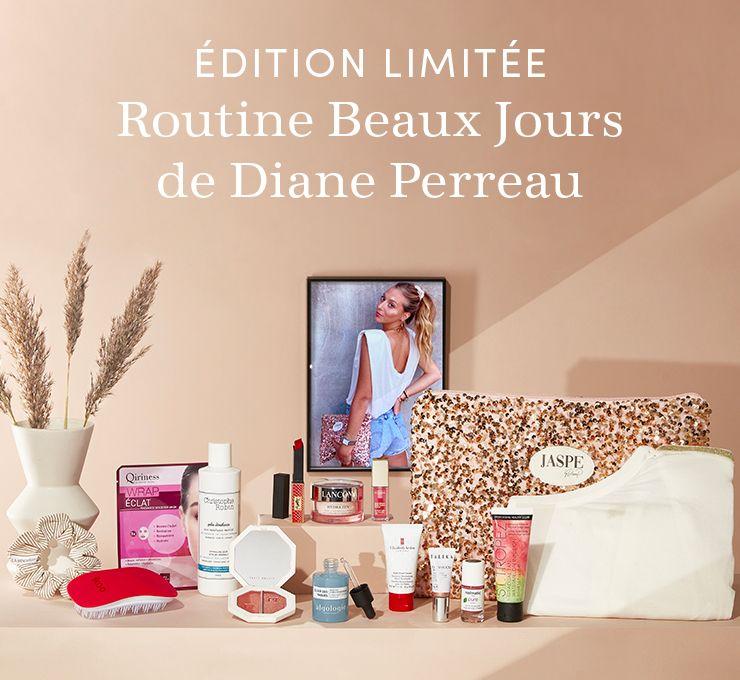 Edition limitée Routine beaux jours de Diane Perreau Push-1_3-1