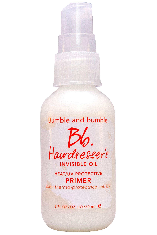 Un primer Hairdresser's invisible Oil 60ml offert